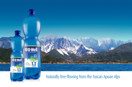 B-Well Alkaline Water